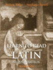 Learn to Read Latin, Second Edition (Workbook) - Book