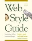 Web Style Guide, 4th Edition : Foundations of User Experience Design - Book