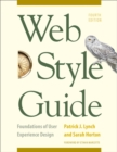 Web Style Guide, 4th Edition : Foundations of User Experience Design - eBook