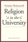 Religion in the University - Book