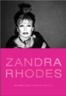 Zandra Rhodes : 50 Fabulous Years in Fashion - Book