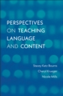 Perspectives on Teaching Language and Content - eBook
