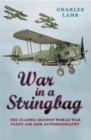 War In A Stringbag - Book