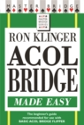Acol Bridge Made Easy - Book