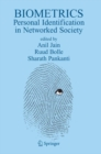 Biometrics : Personal Identification in Networked Society - eBook