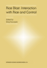 Rice Blast: Interaction with Rice and Control : Proceedings of the 3rd International Rice Blast Conference - eBook