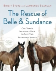 The Rescue of Belle and Sundance : One Town's Incredible Race to Save Two Abandoned Horses - eBook