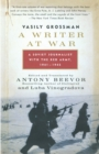 A Writer at War : A Soviet Journalist with the Red Army, 1941-1945 - Book