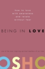 Being In Love - Book