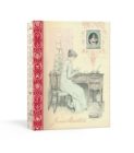 Jane Austen Address Book - Book