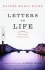 Letters on Life : New Prose Translations - eBook