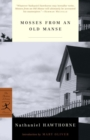Mosses from an Old Manse - eBook