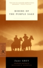 Riders of the Purple Sage - eBook