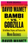 Bambi vs. Godzilla - eBook