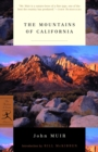 Mountains of California - eBook