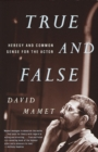 True and False - eBook