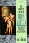 Complete Poetry of John Milton - eBook