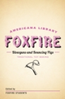 Blowguns and Bouncing Pigs: Traditional Toymaking : The Foxfire Americana Library (6) - eBook