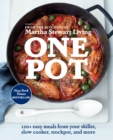 One Pot : 120+ Easy Meals from Your Skillet, Slow Cooker, Stockpot, and More: A Cookbook - eBook