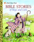 Bible Stories of Boys and Girls - eBook