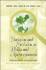 Variation and Evolution in Plants and Microorganisms : Toward a New Synthesis 50 Years after Stebbins - Book