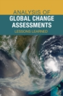 Analysis of Global Change Assessments : Lessons Learned - eBook