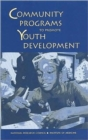 Community Programs to Promote Youth Development - Book