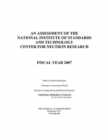 An Assessment of the National Institute of Standards and Technology Center for Neutron Research : Fiscal Year 2007 - eBook