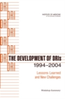 The Development of DRIs 1994-2004 : Lessons Learned and New Challenges: Workshop Summary - eBook