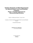 Nutrition Standards and Meal Requirements for National School Lunch and Breakfast Programs : Phase I. Proposed Approach for Recommending Revisions - eBook