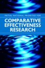 Initial National Priorities for Comparative Effectiveness Research - eBook