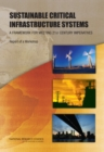 Sustainable Critical Infrastructure Systems : A Framework for Meeting 21st Century Imperatives: Report of a Workshop - eBook