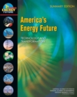 America's Energy Future : Technology and Transformation: Summary Edition - eBook