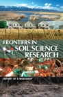 Frontiers in Soil Science Research : Report of a Workshop - eBook
