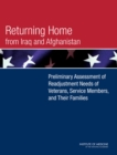 Returning Home from Iraq and Afghanistan : Preliminary Assessment of Readjustment Needs of Veterans, Service Members, and Their Families - eBook