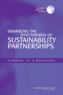 Enhancing the Effectiveness of Sustainability Partnerships : Summary of a Workshop - eBook