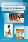 A Summary of the December 2009 Forum on the Future of Nursing : Care in the Community - eBook