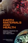 Earth Materials and Health : Research Priorities for Earth Science and Public Health - eBook