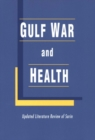 Gulf War and Health : Updated Literature Review of Sarin - eBook