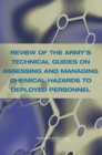 Review of the Army's Technical Guides on Assessing and Managing Chemical Hazards to Deployed Personnel - eBook