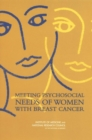 Meeting Psychosocial Needs of Women with Breast Cancer - eBook