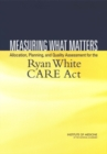 Measuring What Matters : Allocation, Planning, and Quality Assessment for the Ryan White CARE Act - eBook