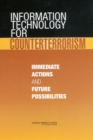 Information Technology for Counterterrorism : Immediate Actions and Future Possibilities - eBook