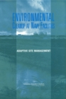 Environmental Cleanup at Navy Facilities : Adaptive Site Management - eBook