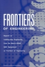 Frontiers of Engineering : Reports on Leading-Edge Engineering from the 2001 NAE Symposium on Frontiers of Engineering - eBook