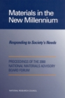 Materials in the New Millennium : Responding to Society's Needs - eBook