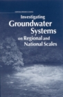 Investigating Groundwater Systems on Regional and National Scales - eBook