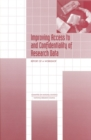Improving Access to and Confidentiality of Research Data : Report of a Workshop - eBook