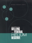 The Impact of Selling the Federal Helium Reserve - eBook