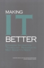 Making IT Better : Expanding Information Technology Research to Meet Society's Needs - eBook